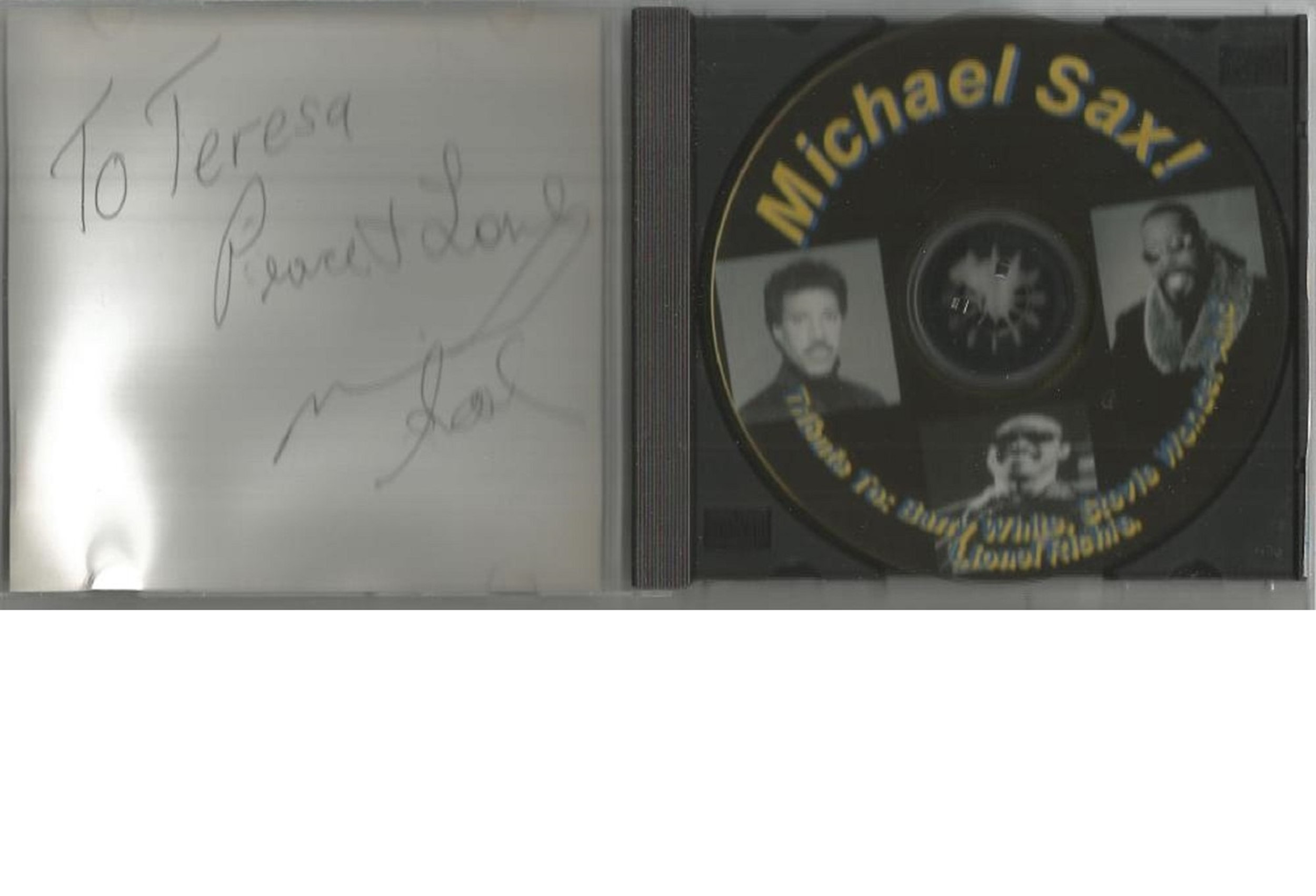 5 Signed and Unsigned CDs Including Original Cast Recording Rasputinas Oh Perilous World Unsigned, - Image 3 of 3