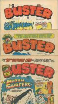 Collection of 37 Comics, 11 Beezer, 4 Whoopee!, 2 Bunty, 3 Buster, 4 Whizzer and Chips, 13 Battle