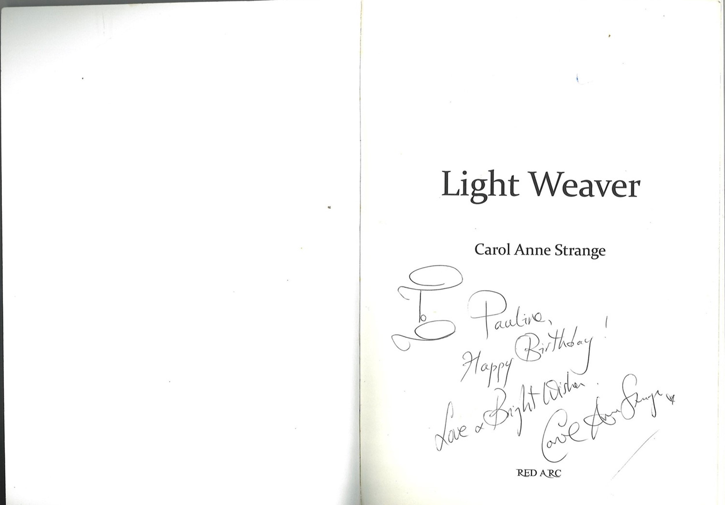 5 Signed Books 3 Paperback and 2 Hardback Books, Three Hours, Silver Tide, Light Weaver, Muddy - Image 2 of 5