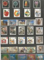 GB Mint Stamps Collectors Pack 1987 Good condition. All autographs come with a Certificate of