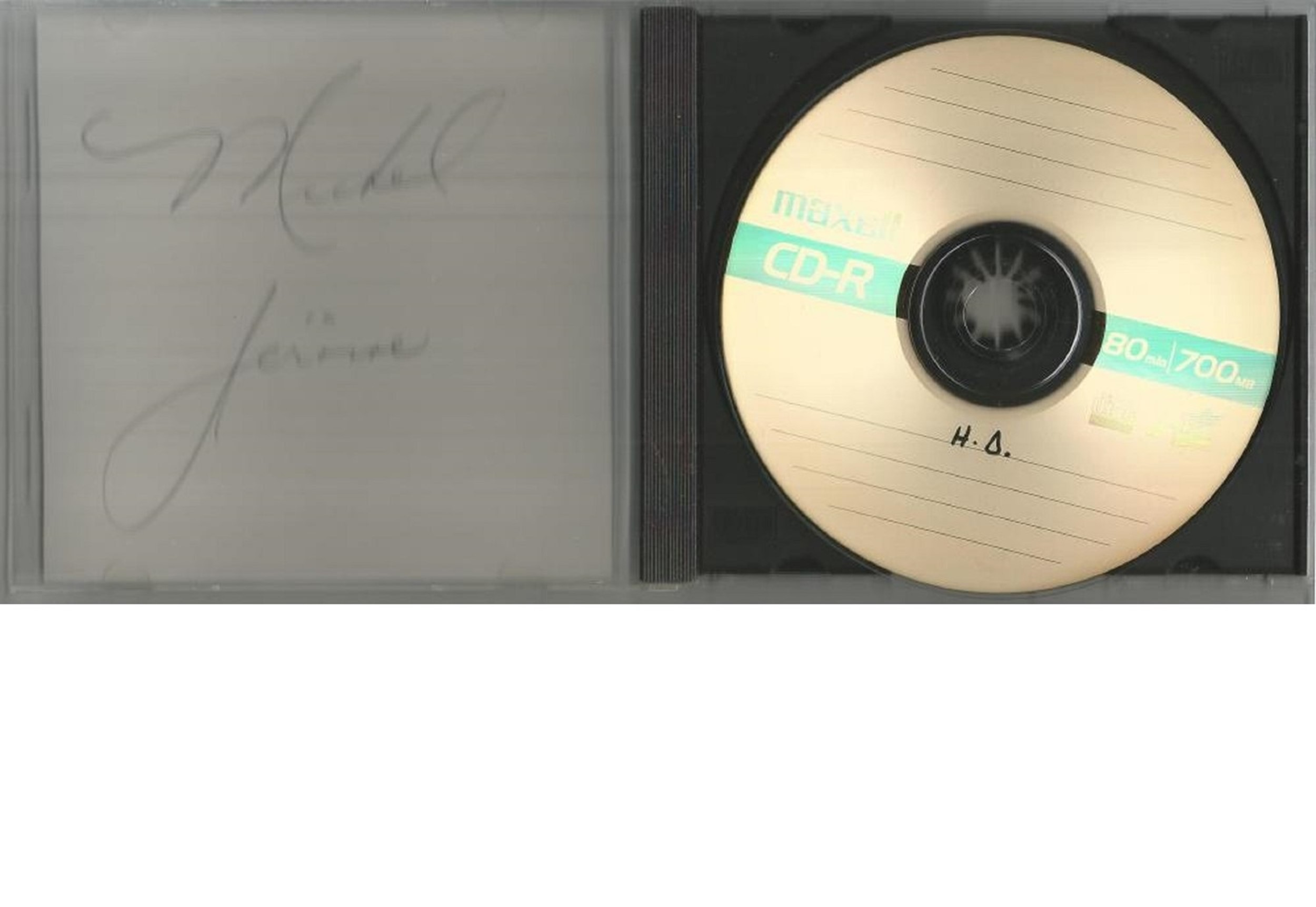 6 Signed CDs Including Michael Graham Inspirations Disc Included, Hazel O'Connor The Bluja Project - Image 2 of 5