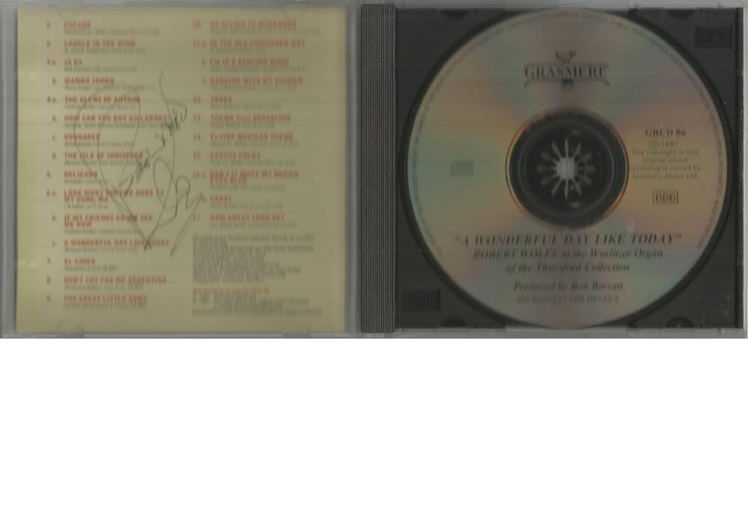 6 Signed CDs Including BBMak Still on your Side Disc Included, James Mitchell The Magic of the - Image 3 of 4