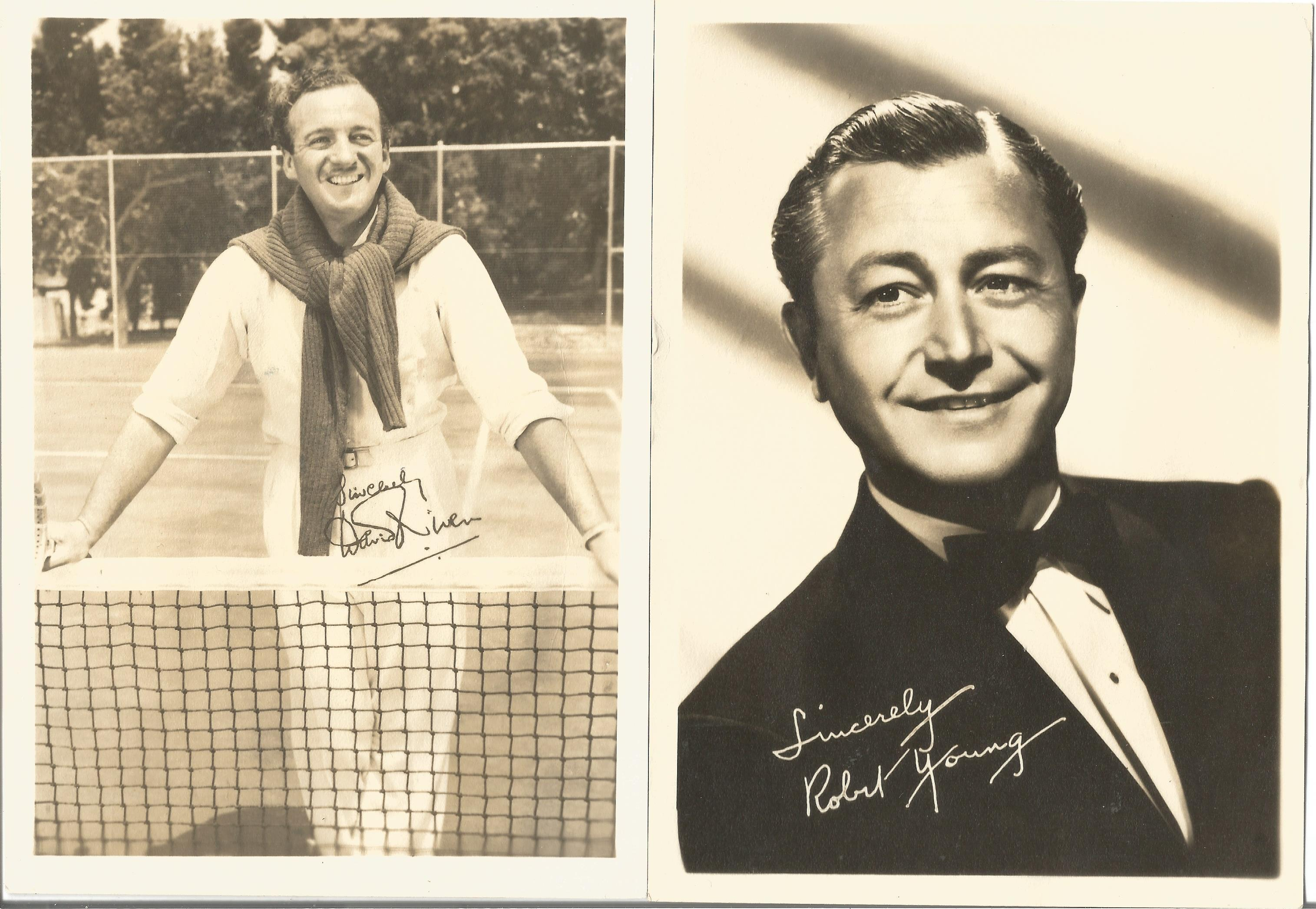 Stage and screen autopen and unsigned collection. 30+ items. Good condition. All autographs come - Image 3 of 7