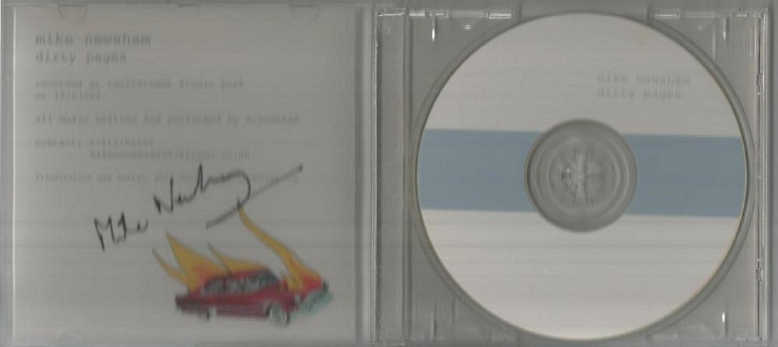 6 Signed CDs Including Joseph L Garlington Joy Disc Included, Compilation Golden Italian Hits Disc - Image 4 of 5