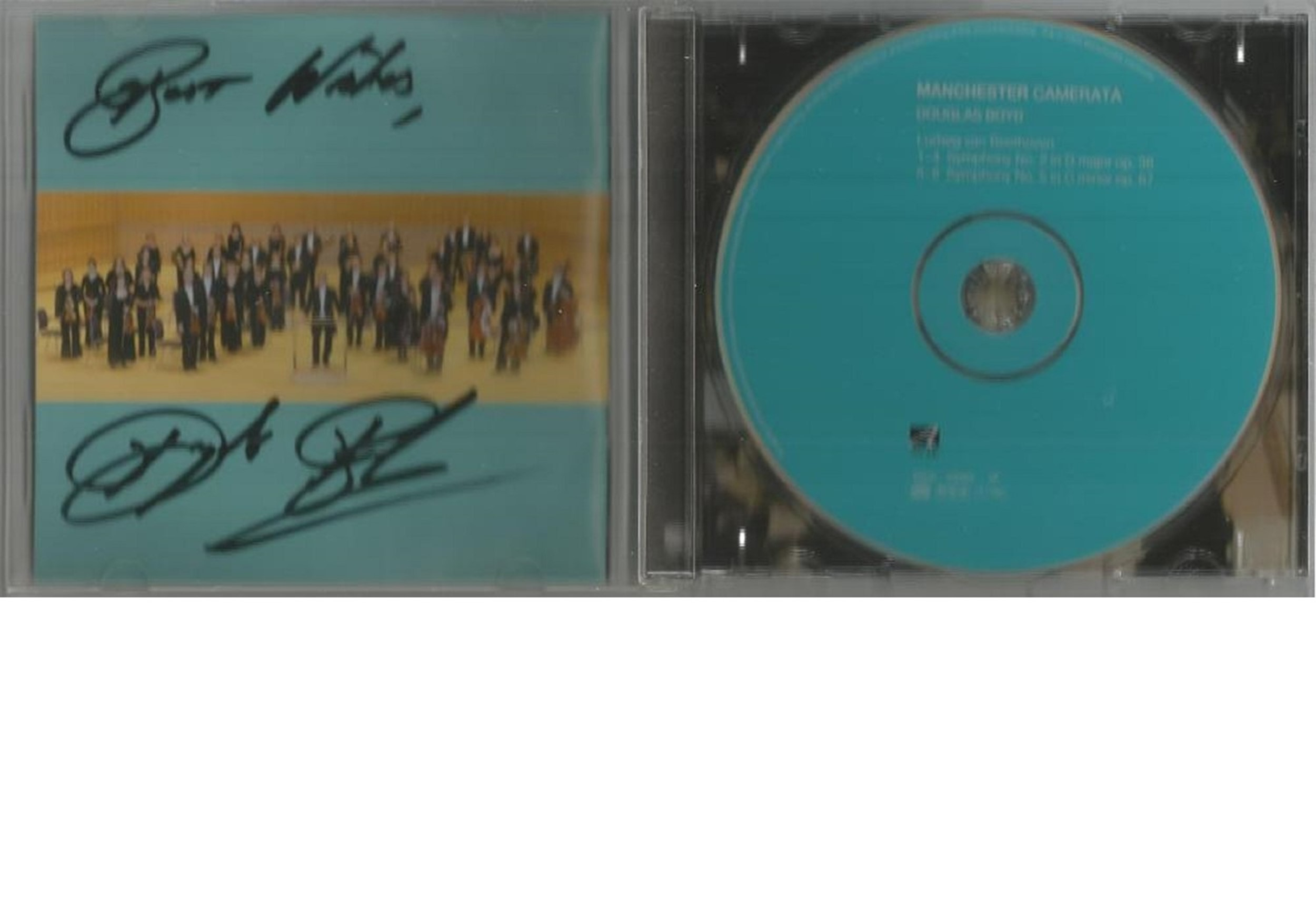 6 Signed CDs Including BBMak Still on your Side Disc Included, James Mitchell The Magic of the - Image 4 of 4