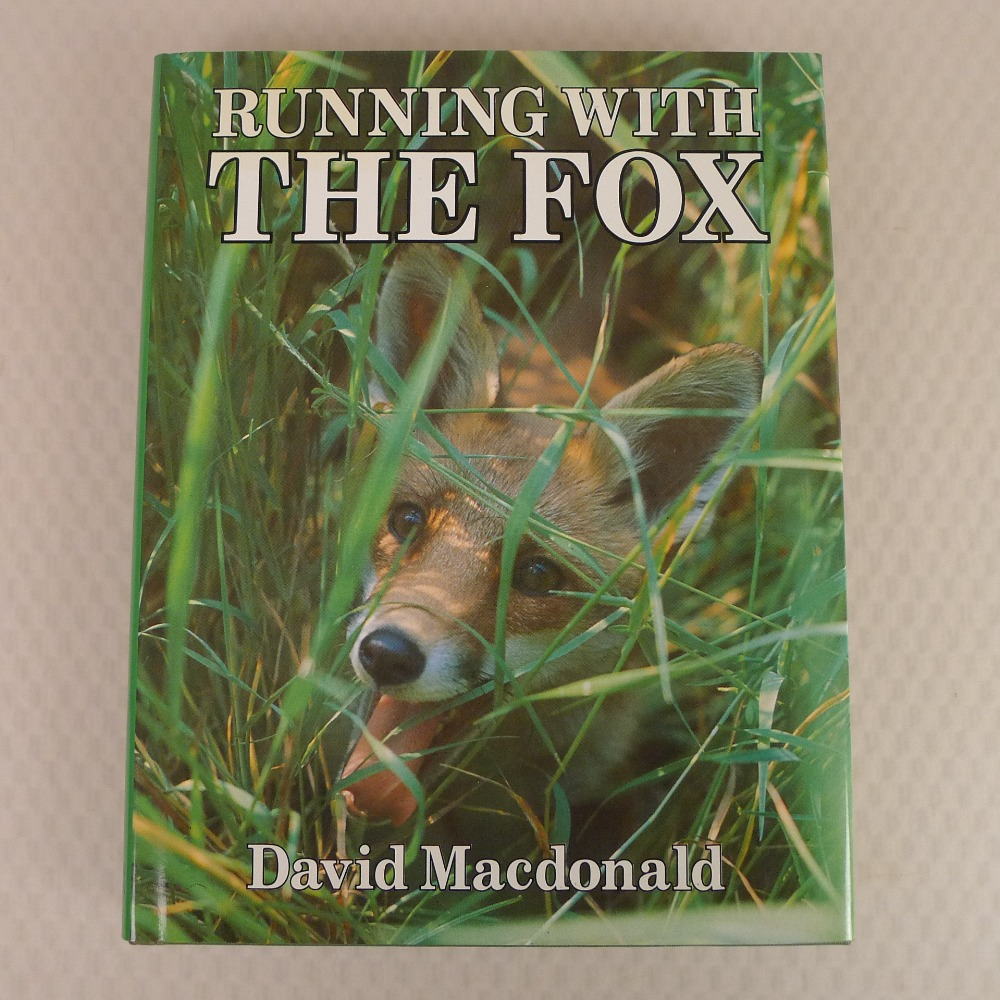 4 x various vintage hardback books on foxes comprising For the Love of a Wild Thing by Ern Dudley - Image 5 of 11