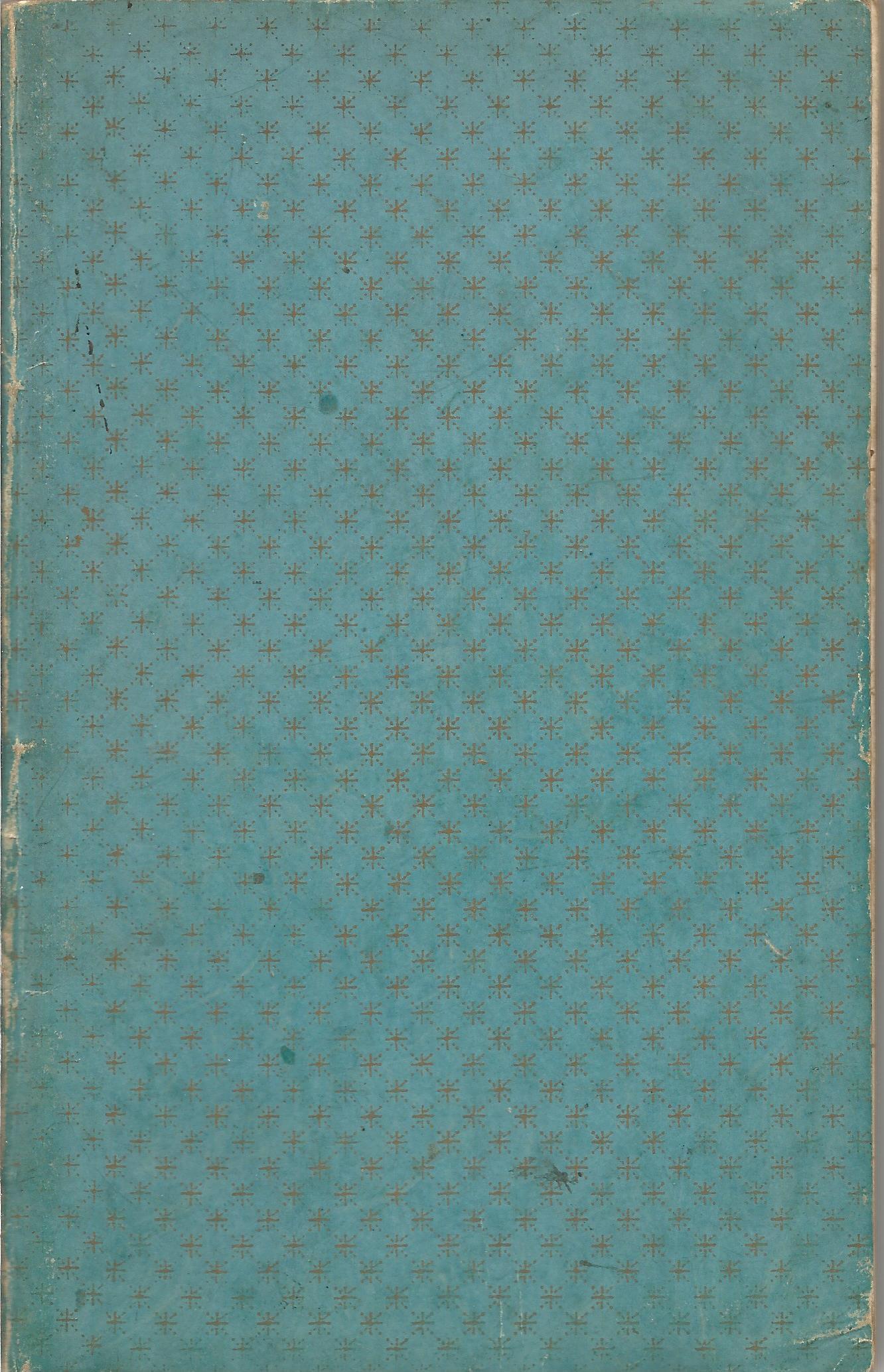 Signed Softback Book of Hand written Poems by Eliza Maria Dalton of 19 Carlton Villas Maida Vale
