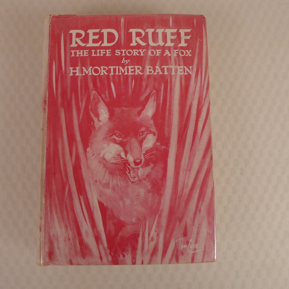 4 x various vintage hardback books on foxes comprising For the Love of a Wild Thing by Ern Dudley - Image 10 of 11