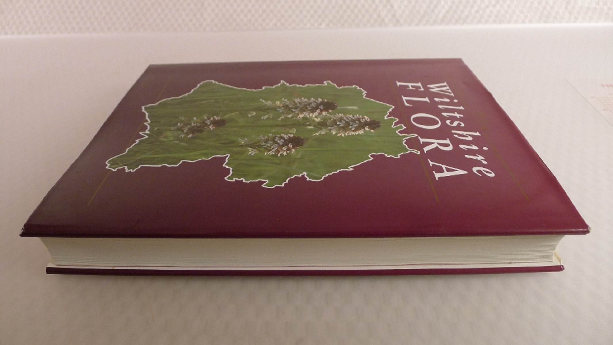 The Wiltshire Flora Edited by Beatrice Gillam published by Pisces Publications 1993 First Edition - Image 3 of 7