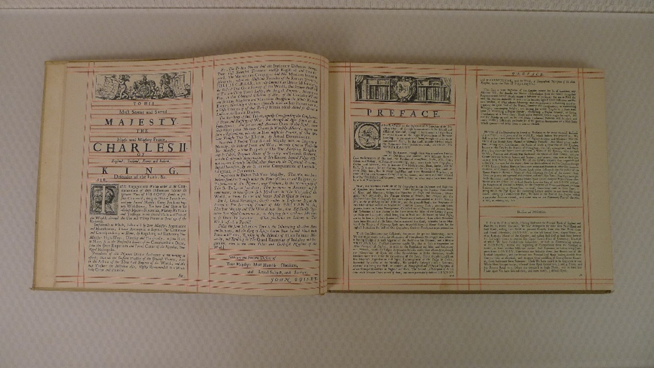 A facsimile reprint of Britannia: Volume The First or an Illustration of the Kingdom of England - Image 5 of 7