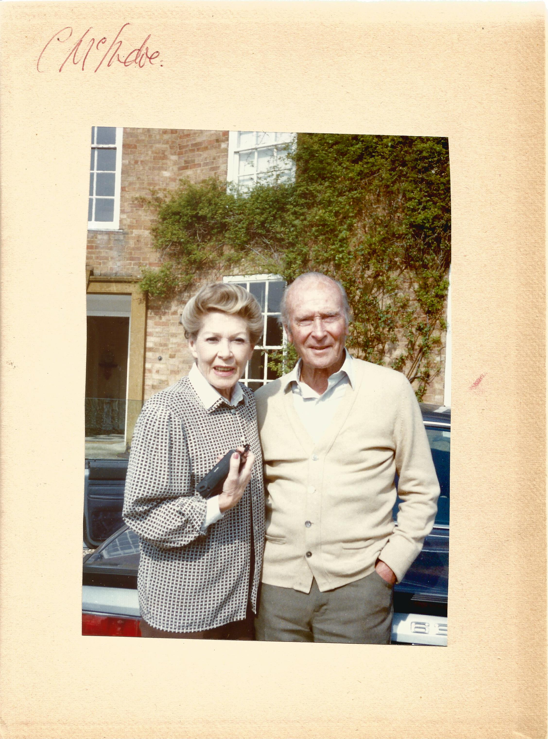 Sir Archibald McIndoe Family Photo Album plus 5 Hardback Books from His personal collection - Image 12 of 23