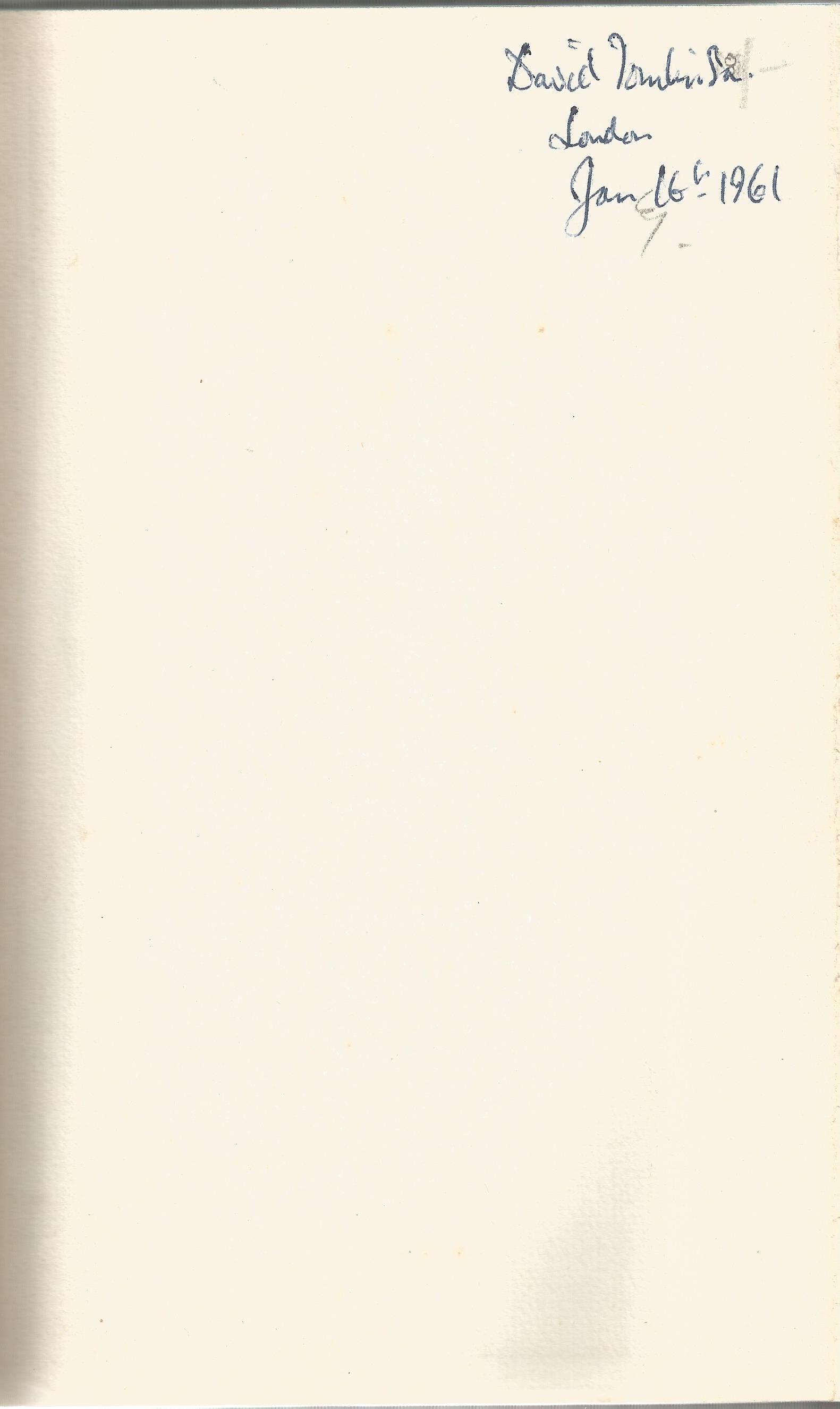 Hardback Book John Milton Poems L'Allegro, Il Penseroso, Comus Lycidas published by The Peter Pauper - Image 3 of 3