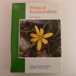 Flora of Radnorshire by R G Woods published by The National Museum of Wales in association with