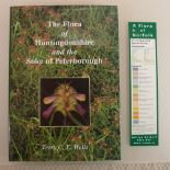 The Flora of Huntingdonshire and the Soke of Peterborough by Terry C E Wells published by