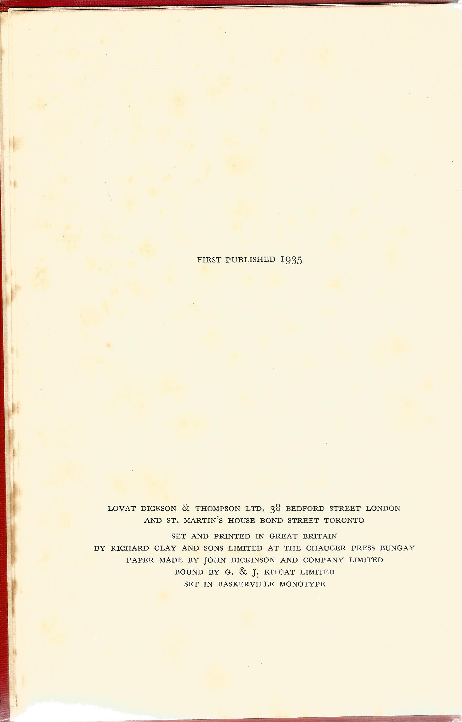 Sir Archibald McIndoe Family Photo Album plus 5 Hardback Books from His personal collection - Image 15 of 23
