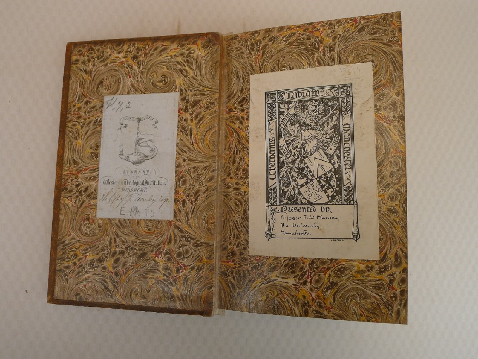 Volumes 1, 2, 3 and 6 of Bibliotheca Chethamensis (Catalogues of Books and Manuscripts) for the - Image 6 of 19