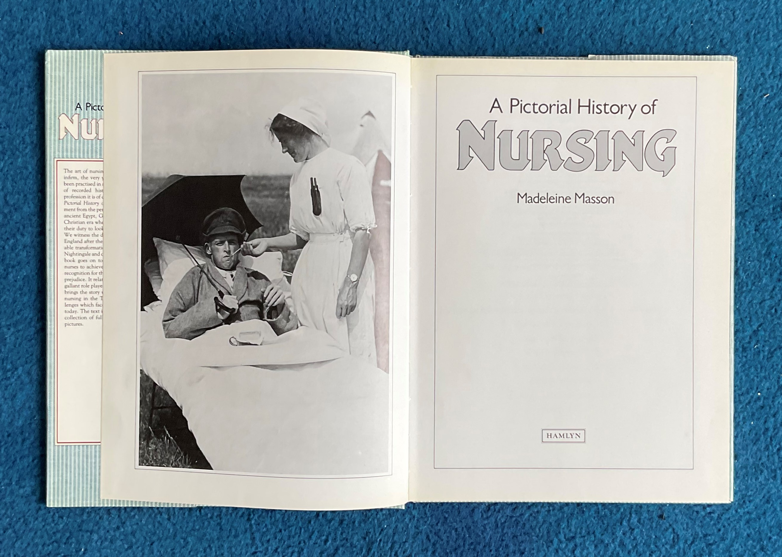 Sir Archibald McIndoe Family Photo Album plus 5 Hardback Books from His personal collection - Image 18 of 23