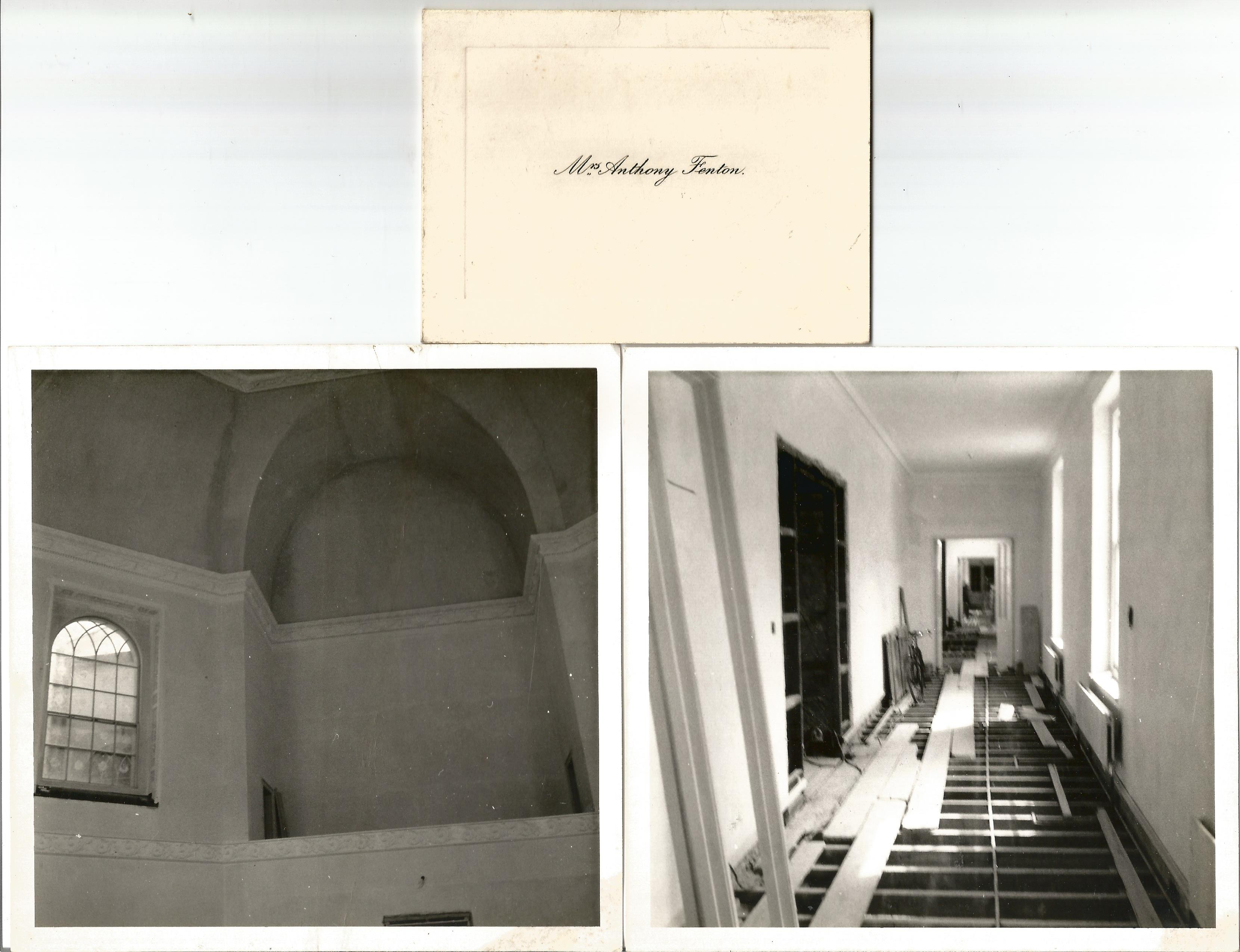 Architectural Drawings & Diagrams for Alterations at Bath Assembly Rooms in the 1960s Includes - Image 16 of 16