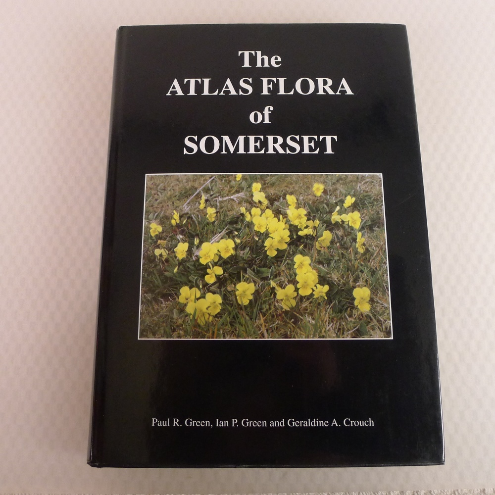 The Atlas Flora of Somerset by Paul R Green, Ian P Green and Geraldine A crouch published