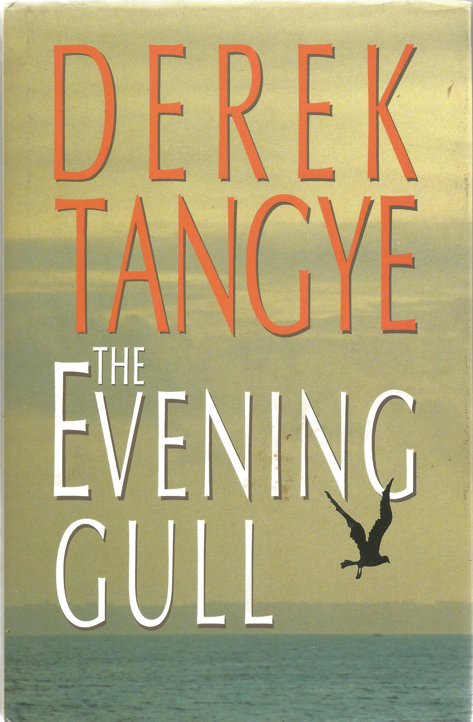 Derek Tangye Hardback Book The Evening Cull signed by the Author on the First Page First Edition