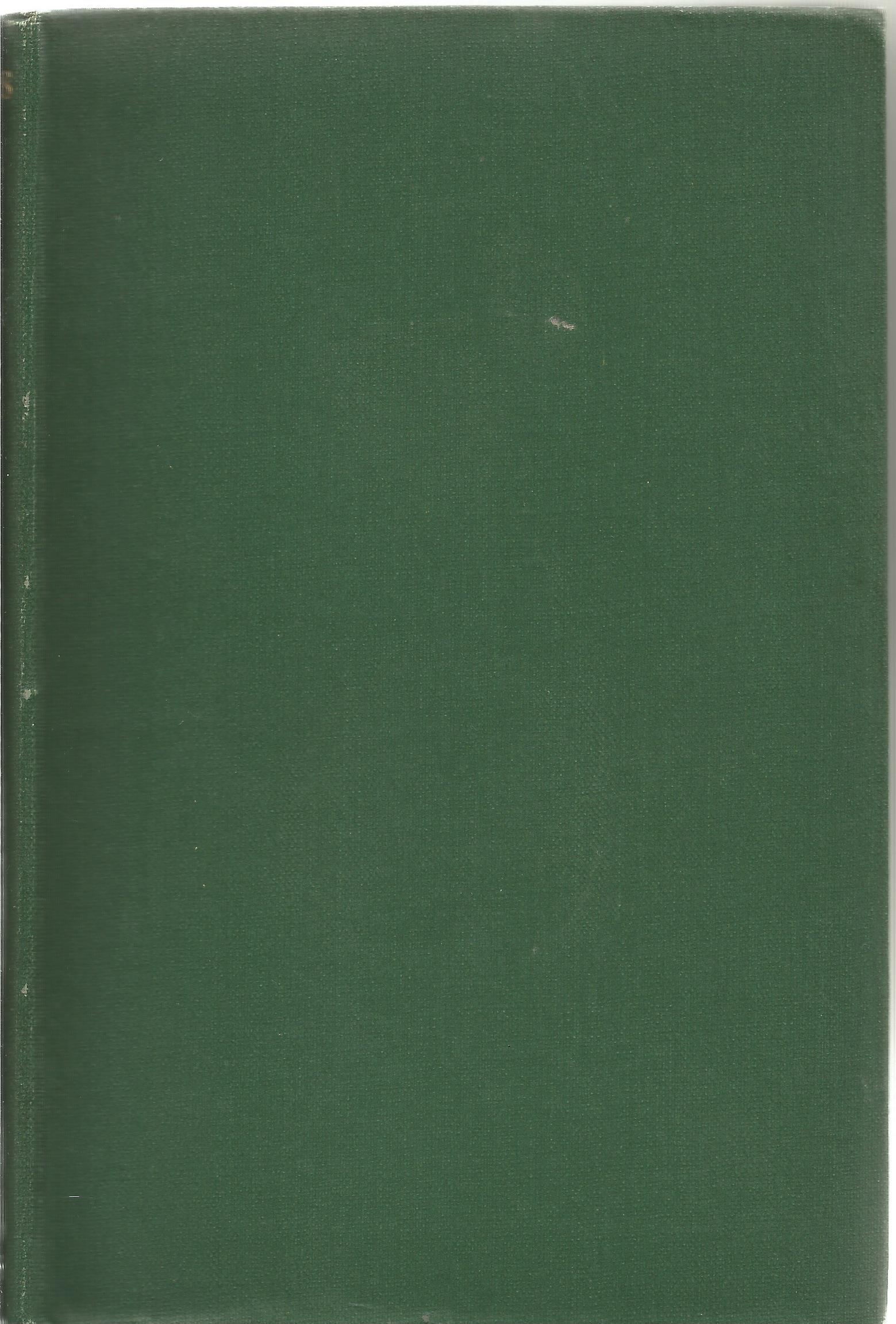 Charles Morgan Hardback Book Reflections in a Mirror (second series) signed by the Author on the