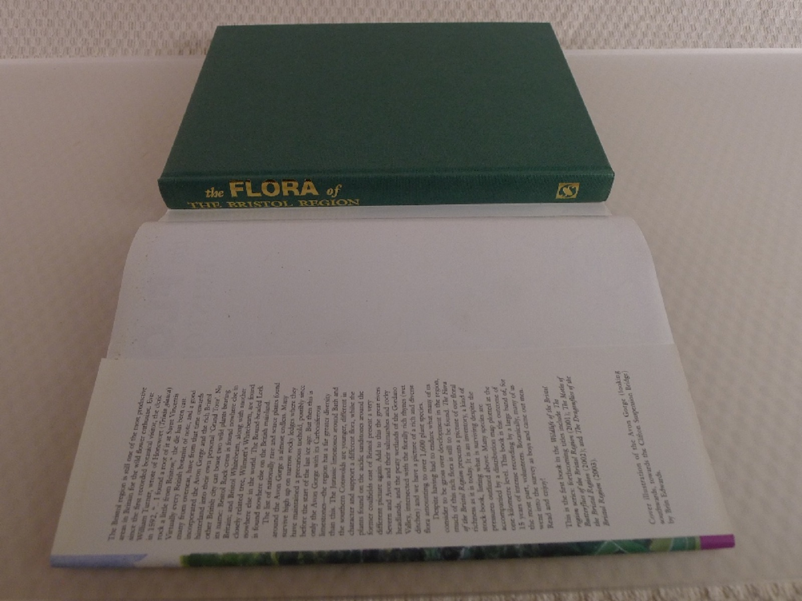 2 Books The Flora of The Bristol Region by Ian Green, Rupert Higgins, Clare Kitchen and Mark Kitchen - Image 3 of 8