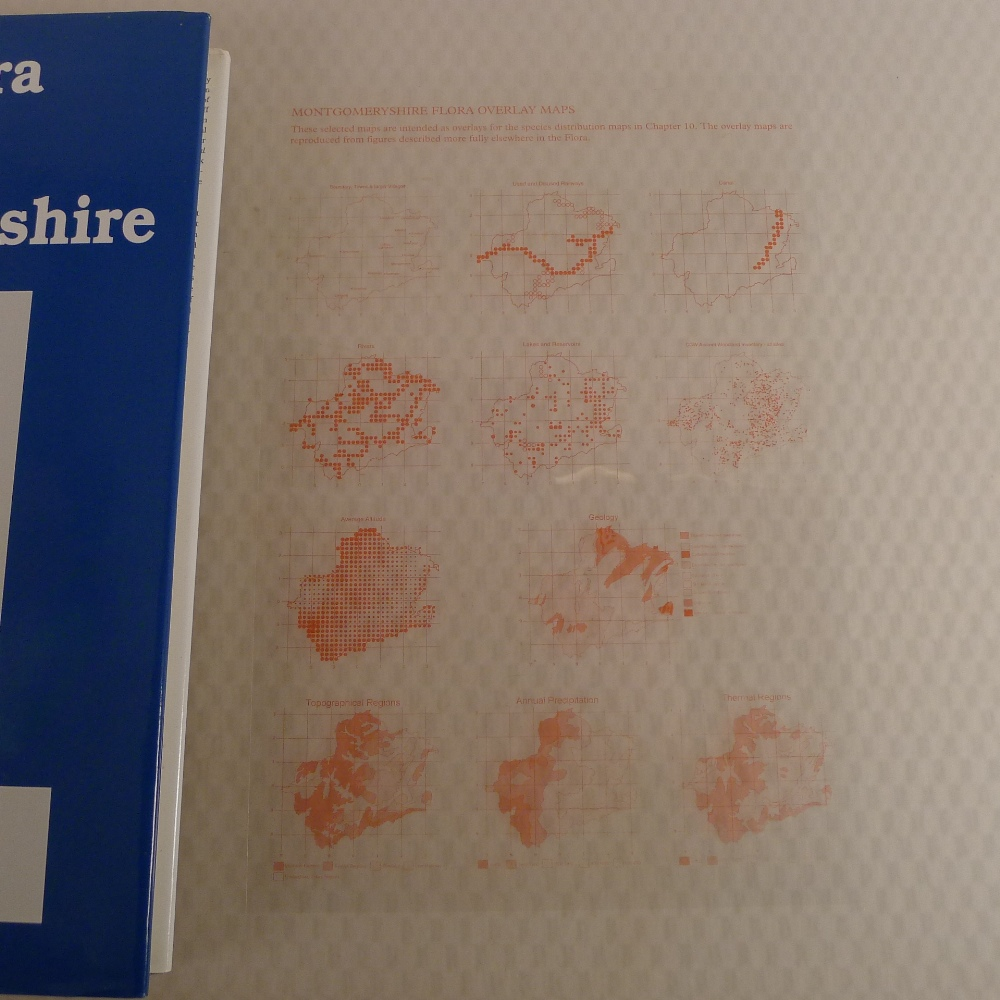 The Flora of Montgomeryshire by Ian Trueman, Alan Morton and Marjorie Wainwright published by - Image 7 of 7