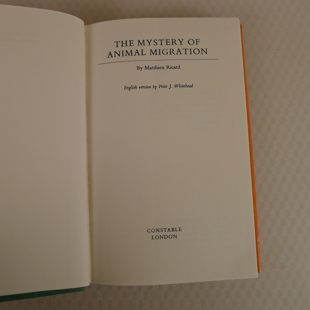 4 x various vintage hardback nature animal books comprising The Land and Freshwater Molluscs of - Image 6 of 13
