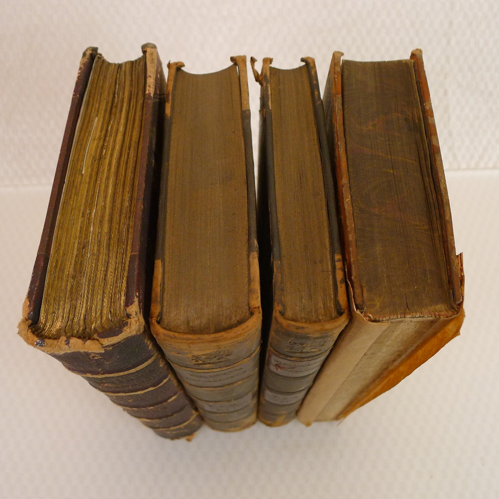 Volumes 1, 2, 3 and 6 of Bibliotheca Chethamensis (Catalogues of Books and Manuscripts) for the - Image 3 of 19