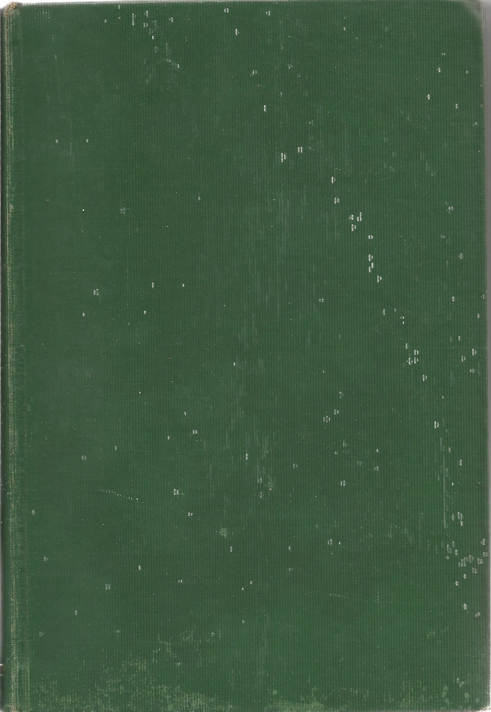 Portrait in a Mirror author signed vintage hardback book written by Charles Morgan. Published in