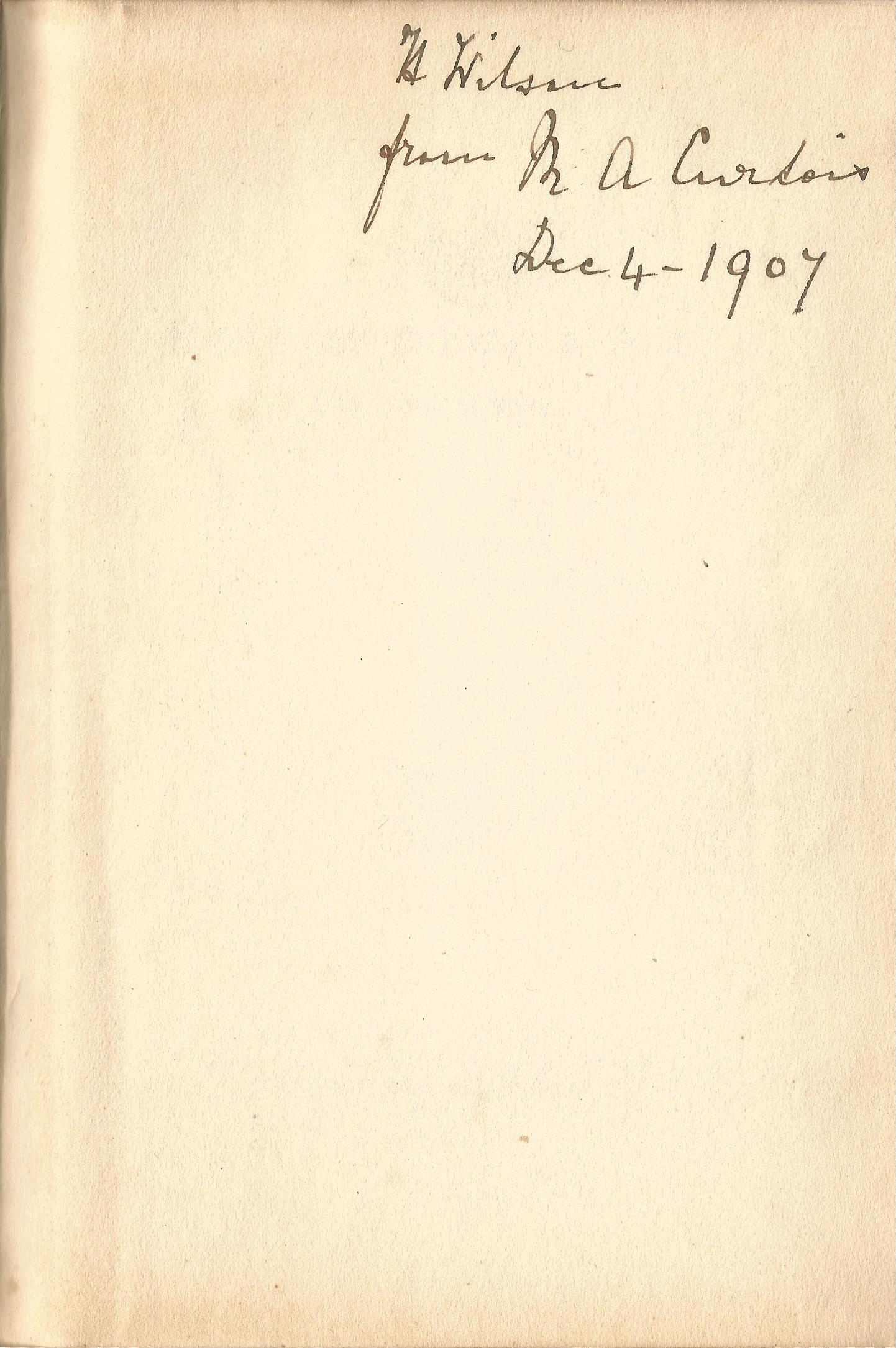 M. A. Curtois Hardback Book The Land without a Sun and other Tales signed by the Author on First - Image 2 of 2