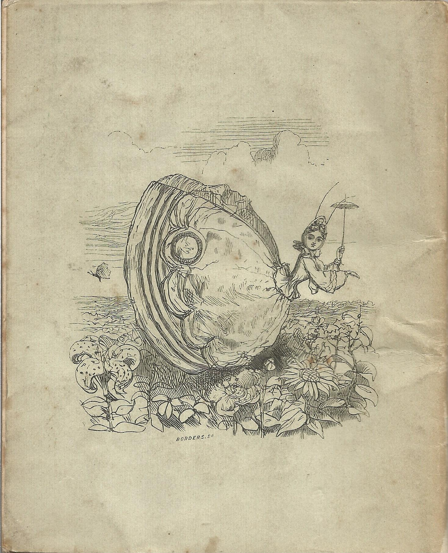 Softback Book The Glories of Crinoline by A Doctor of Philosophy third Edition 1866 published by - Image 2 of 4