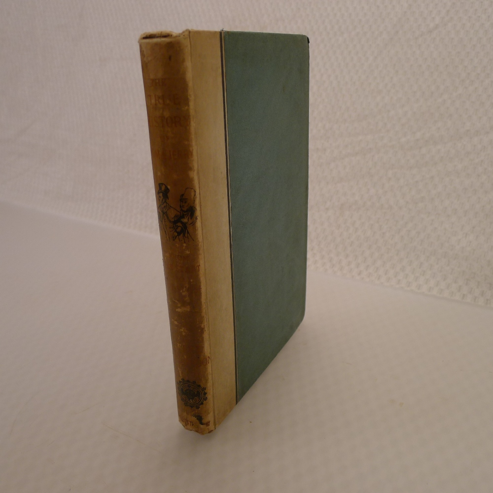 The True History of Tom and Jerry by Charles Hindley published in London circa 1892, bound in - Image 2 of 4