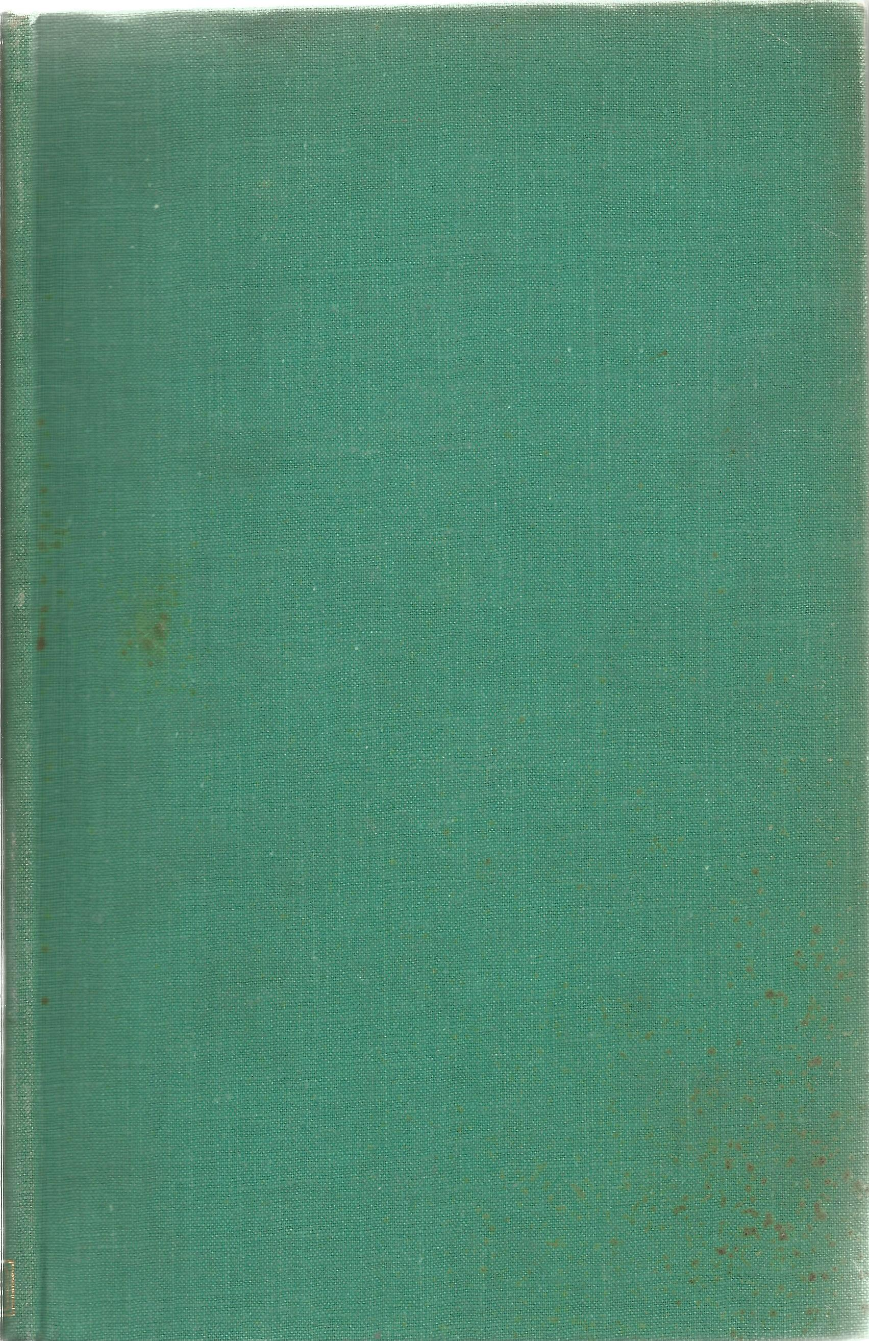 Charles Morgan Hardback Book The Flashing Stream A Play 1938 signed by the Author on the First