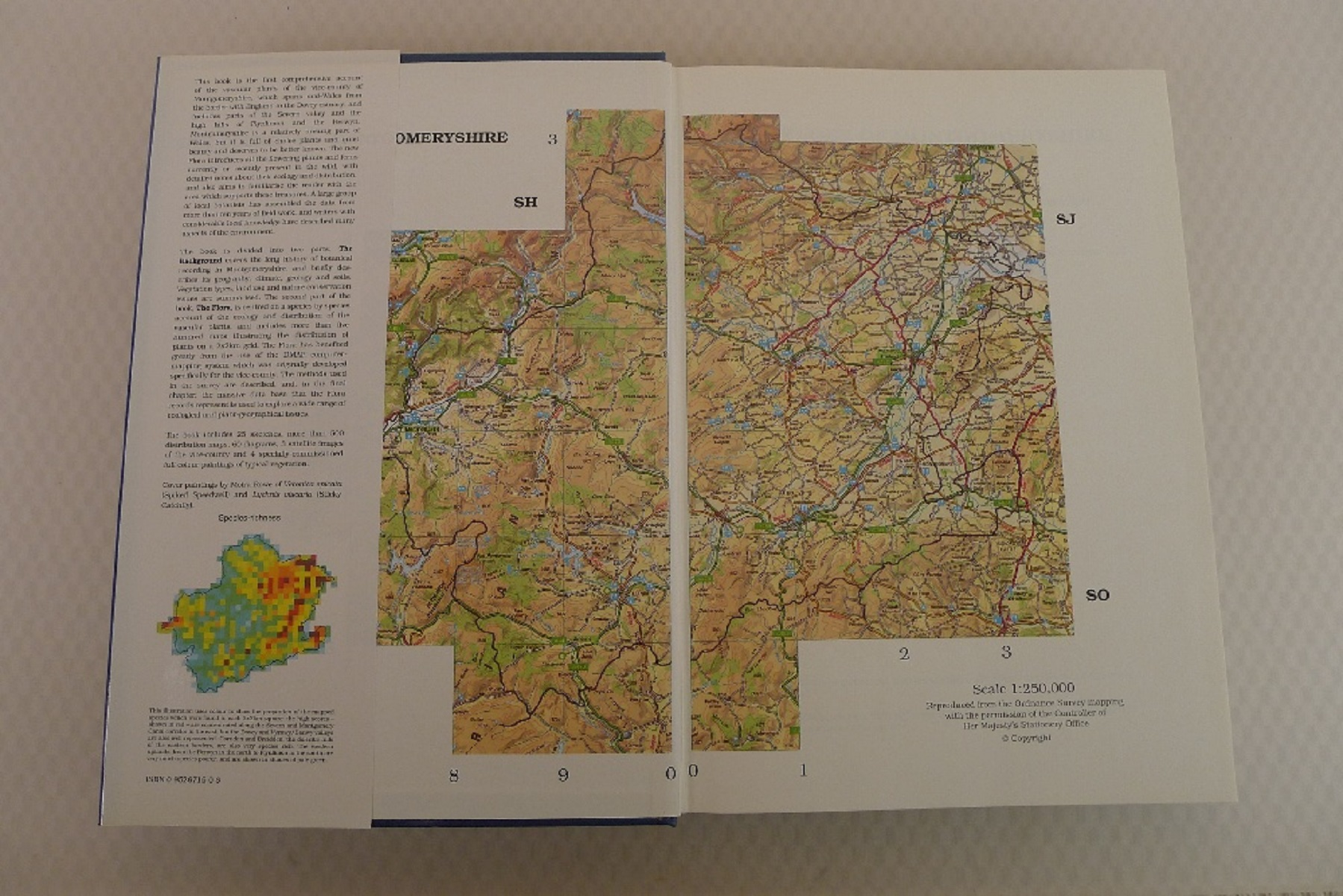 The Flora of Montgomeryshire by Ian Trueman, Alan Morton and Marjorie Wainwright published by - Image 4 of 7