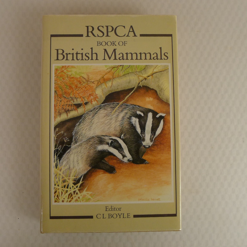 4 x various vintage hardback nature animal books comprising The Land and Freshwater Molluscs of - Image 11 of 13