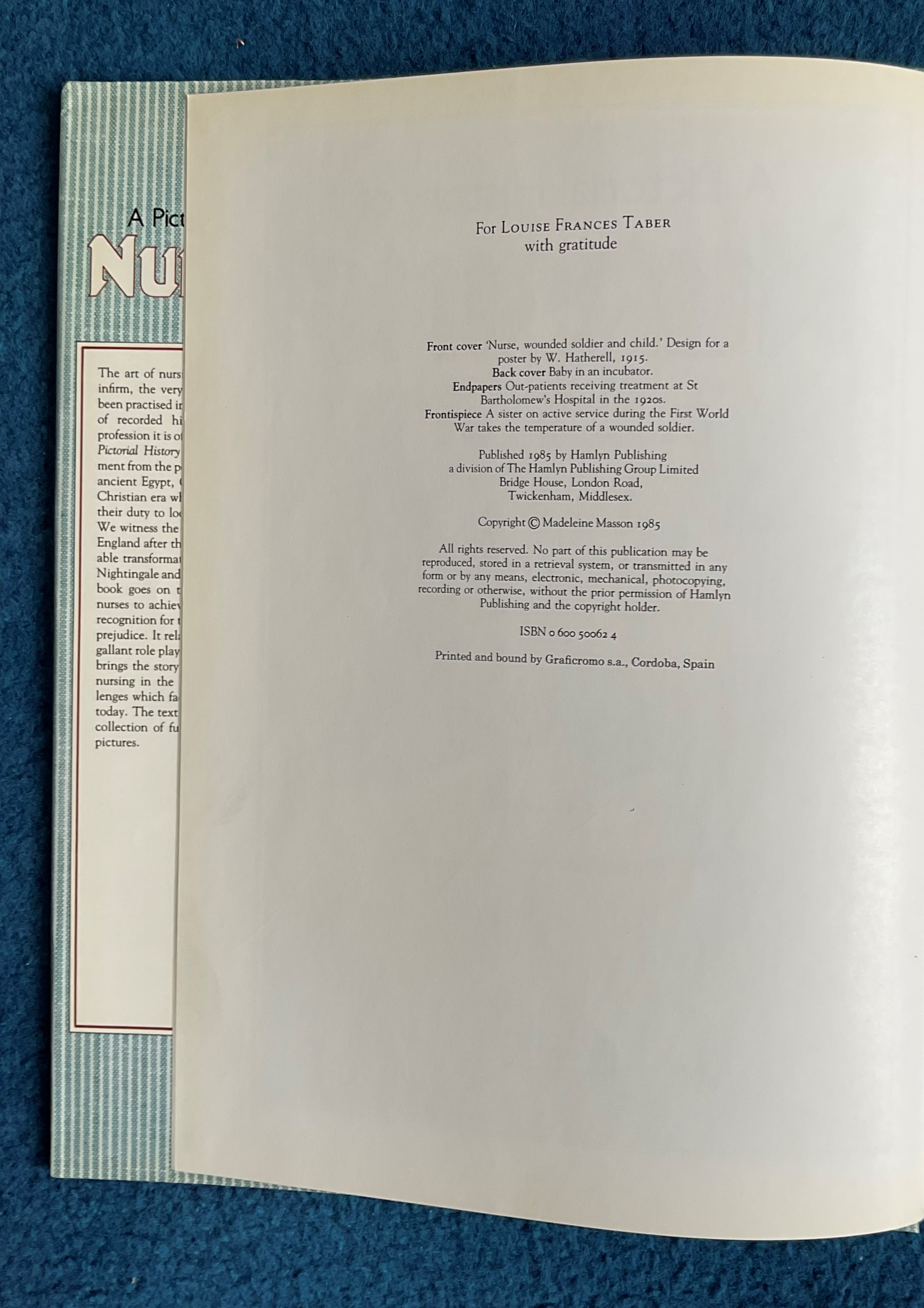 Sir Archibald McIndoe Family Photo Album plus 5 Hardback Books from His personal collection - Image 19 of 23
