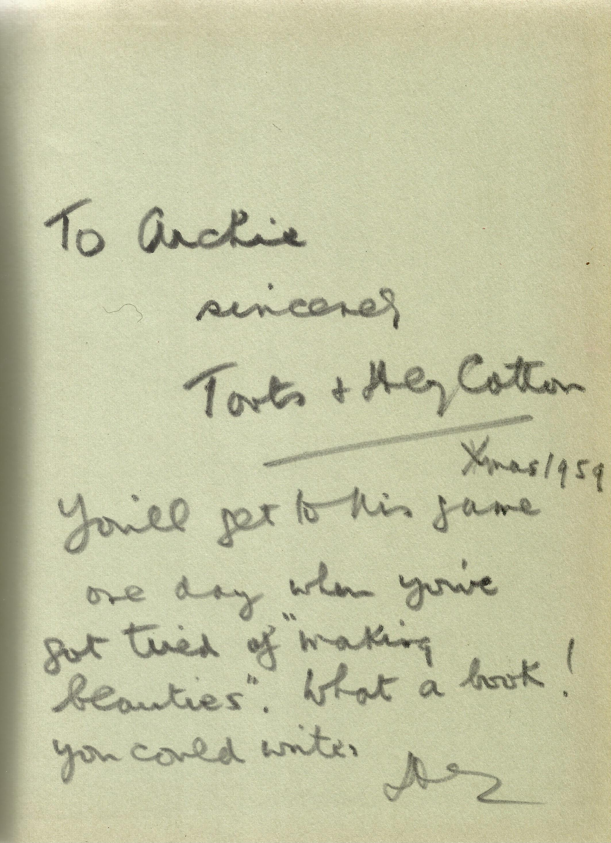 Sir Archibald McIndoe Family Photo Album plus 5 Hardback Books from His personal collection - Image 8 of 23