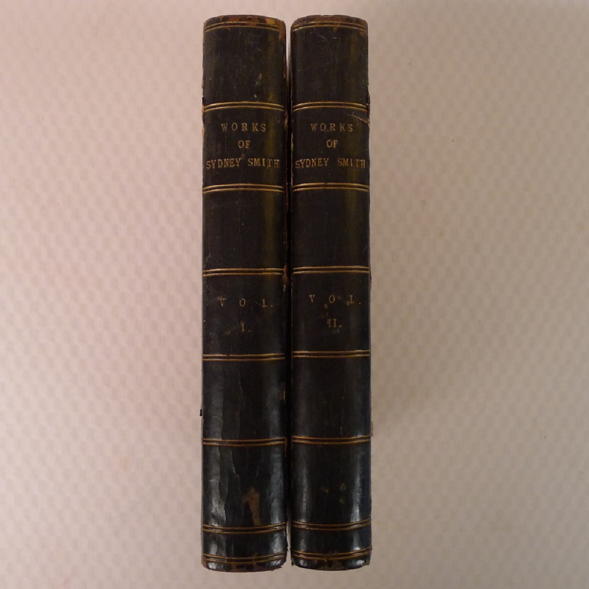 The works of the Rev. Sydney Smith including his contributions to the Edinburgh Review published