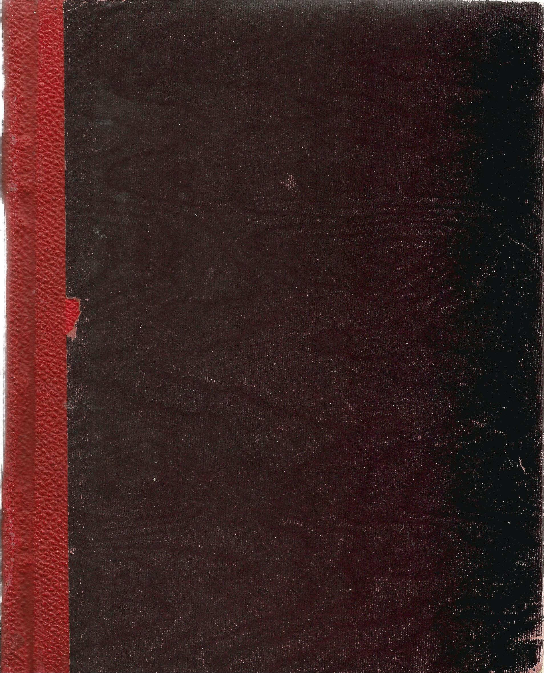 Diary Notebook of Music Opera, Pianists, Violinists, Vocalists, Organists, Operas & Orchestras
