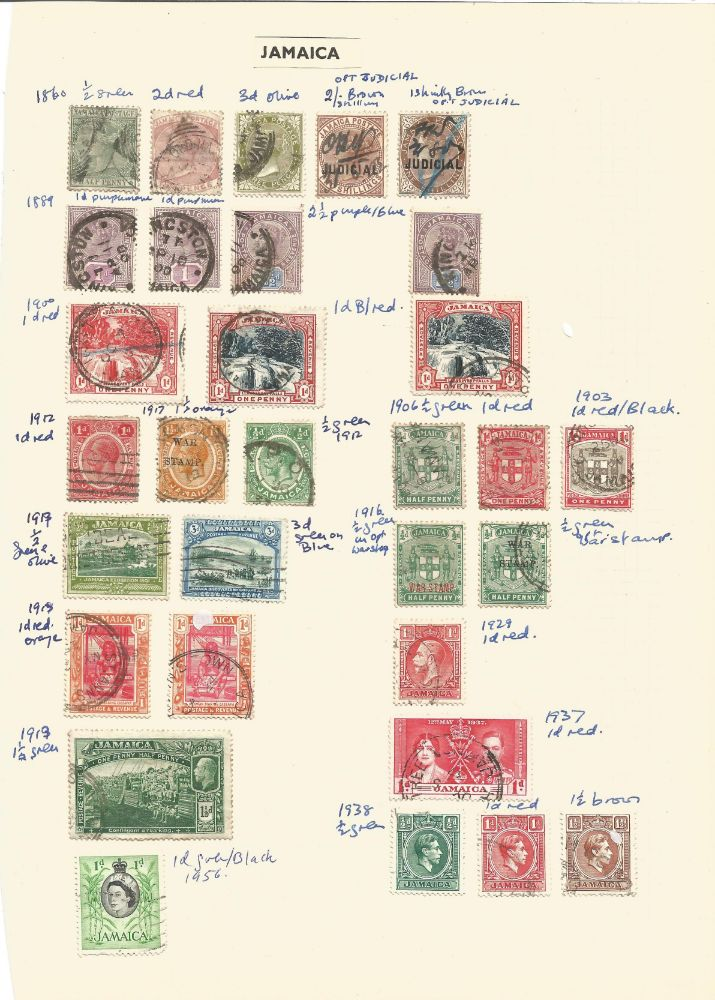 Stamps FDC Postal History Memorabilia and Assorted Collections Auction