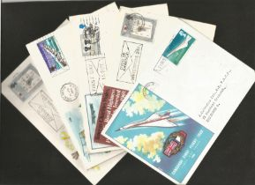 Great Britain, 32 First Day Covers, 1966/1973. Good condition. We combine postage on multiple