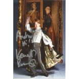 Actor Kenneth Branagh signed 6x4 colour photo in character as Gilderoy Lockhart from the Harry