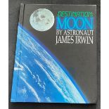 Apollo 15 Astronaut James Irwin's book Destination Moon, a beautifully illustrated account of his