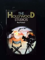 The Hollywood Studios hardback book by Roy Pickard, signed by author. Published 1978 Frederick