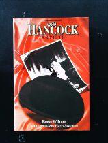 Tony Hancock Artiste hardback book by Roger Wilmut. Published 1978 Eyre Methuen 1st edition ISBN 0