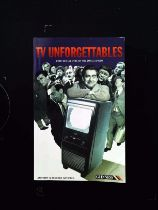 TV Unforgettable paperback book by Anthony and Deborah Hayward. Published 1993 Guinness Publishing