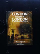 London Under London A Subterranean Guide hardback book by Richard Trench and Ellis Hillman.