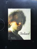 Rembrandt paperback book by Annemarie Vels Heijn. Published1989 Scala Publications First Edition