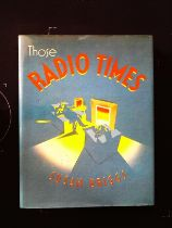 Those Radio Times hardback book by Susan Briggs, signed by author. Published 1981 Weidenfeld and